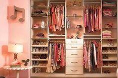 Resultado de imagen para ideas para closets sencillos