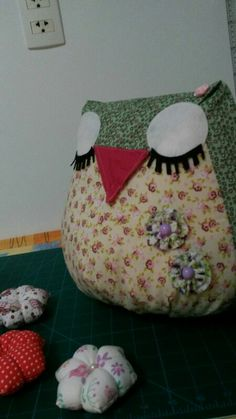Almofada coruja 2