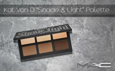 Sims 4 CC's - The Best: Kat Von D Shade & Light (Contour Palette) by MAC