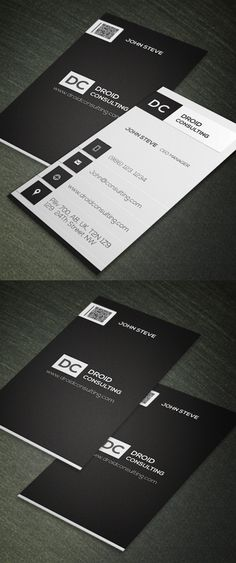 Square business card businesscards businesscardtemplates 26 designers business card psd templates 3 reheart Image collections