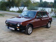 Fiat Ritmo / Strada