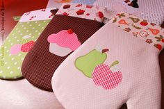 Luvas para Cozinha   Flickr - Photo Sharing!