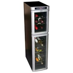 Koolatron - 18-bottle Wine Cellar - Black