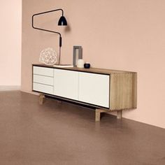 Floow wall section with accessories. Interior Design Living Room, Living Room Designs, Sideboard, Drawers, Cabinet, Storage, Furniture, Home Decor, Accessories
