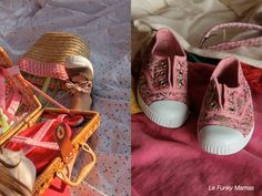 lovely pink Chipie Shoes... Amazing