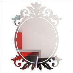Espelho Decorativo - Europeu Retro