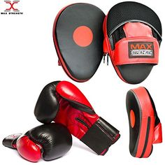 MAXSTRENGTH ® Focus Pads and Gloves Set Boxing MMA Punch ... https://www.amazon.co.uk/dp/B079Z7N211/ref=cm_sw_r_pi_dp_U_x_VScLAbA39BFR6