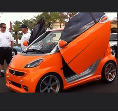 OMG can I get this done on my smart car ?!