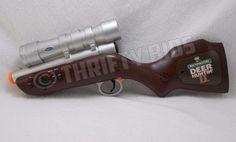 Radica 71015 Buckmasters Deer Huntin II 2 Toy Shotgun Gun Electronic Game 2000  #Radica