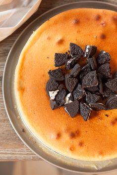 Oreo cheesecake Best Cheesecake, Cheesecakes, Hummus, Pudding, Ethnic Recipes, Desserts, Food, Tailgate Desserts, Deserts