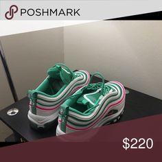 more photos 815af a2963 Shoes Nike Air Max 97 Mens Nike Shoes Athletic Shoes Air Max 97, Nike Air