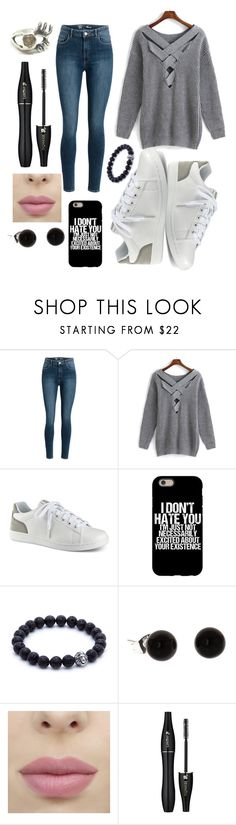 """""""Untitled #37"""" by sofiaamayita on Polyvore featuring ED Ellen DeGeneres and Lancôme"""