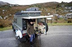 land rover camper - Page 28 Land Rover Defender Camping, Defender Camper, Landrover Camper, Offroad Camper, Camper Awnings, Popup Camper, Jeep Truck, Truck Camper, Pickup Trucks