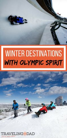 Get in the Winter Olympic spirit with a look at some amazing destinations. From Calgary to Salt Lake City and everywhere in between, there are many great sites to choose from that will bolster your Olympic pride. See what you can do and see in all of these amazing destinations that relate to the Winter Olympics.