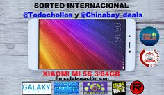Hola,  ¿Has participado ya en esta competición para ganar un Xiaomi Mi5s?  Si recomiendas a tus amigos tendrás más oportunidades de ganar :) https://gleam.io/0MG0u/sorteo-internacional-xiaomi-mi5s