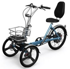 Trike Scooter, Tricycle Bike, Adult Tricycle, Motorized Trike, Three Wheel Bicycle, Electric Tricycle, Reverse Trike, Safe Cleaning Products, Third Wheel
