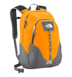 a8541a47d947 Daypack such as  The North Face Vault Backpack - Capacity  1587 cu in.