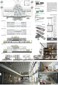 Pin By Layal Zaatari On Arch Photoshop Presentations . Home and furniture ideas is here Revit Architecture, Architecture Graphics, Architecture Board, Architecture Student, Concept Architecture, Greece Architecture, Presentation Board Design, Architecture Presentation Board, Project Presentation
