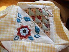 Supergoof Quilts: Sweet William