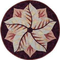 Poinsettia, Quiltworx.com, Made by Quiltworx.com Table Topper Patterns, Table Toppers, Foundation Paper Piecing, Christmas Templates, Color Card, Square Quilt, Poinsettia, Fabric Design, Quilt Patterns