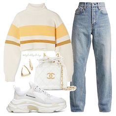 lorie Outfit - Source by - Teen Fashion Outfits, Mode Outfits, Retro Outfits, Cute Casual Outfits, Look Fashion, Stylish Outfits, Korean Fashion, Fall Outfits, Vintage Outfits