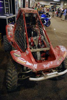 SEMA Featured Lucas Oil Off Road Racer Steve Bucaro's 400cc Pilot Class Buggy #knfilters