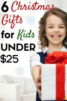 These Christmas gifts for kids are under $25 and will make them smile on Christmas morning! I already bought one for my daughter!