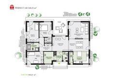 Case piani perfetti 140 - case produttore Danwood