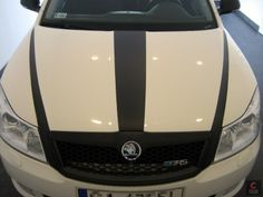 Skoda Octavia RS - carbon Car Painting