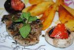 Miel la cuptor cu sos de vin si ierburi aromatice Baked Potato, Tacos, Potatoes, Mexican, Baking, Ethnic Recipes, Food, Entrees, Sauces