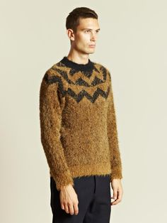 Dries Van Noten Men's Maud Sweater