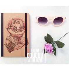 En #amoryamistad  #regalacoucou  #sunglasses AHORA $20.000 Agenda COUCOU AHORA $20.000  Estamos en #Cúcuta y realizamos envíos a toda #Colombia  Para  info: llámanos al 3004172602 (Whatsapp)  #coucourya #coucouisrosy #cali #catlover #sketchbook #agenda #amoryamistad #compralocal #compracolombiano #vintage #bucaramanga #barranquilla #bogota #neiva #cucuta #manizales #medellin #pereira