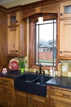 101 awesome craftsman kitchen design ideas (70)