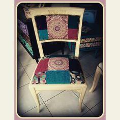 Silla patchwork