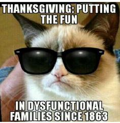 The psychology of holidays with Grumpy Cat. - Grumpy Cat - Ideas of Grumpy Cat - The psychology of holidays with Grumpy Cat. The post The psychology of holidays with Grumpy Cat. appeared first on Cat Gig. Grumpy Cat Quotes, Funny Grumpy Cat Memes, Funny Cats, Funny Animals, Funny Memes, Hilarious, Grumpy Cats, Animal Memes, Funny Quotes