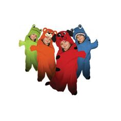 Plush Kids Hooded Animal Blanket