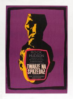 SECONDS (Dir. John Frankenheimer, 1966) Polish poster