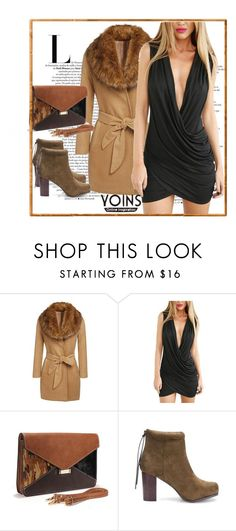 """""""Yoins 8"""" by fashionholics-h-a ❤ liked on Polyvore featuring women's clothing, women, female, woman, misses, juniors and yoins"""