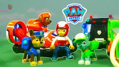 Paw Patrol Adventure Rocky's Lost Recycling Truck (Toys)