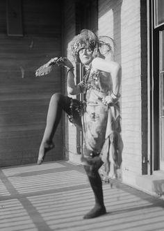 Discovering the women of Dada. Like Elsa von Freytag-Loringhoven