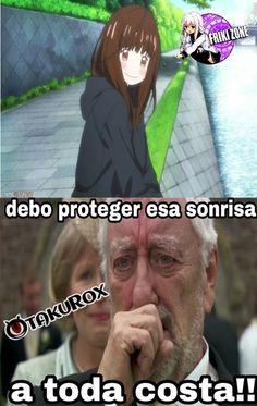 Hinachan es amor hinachan es vida >:'v  Y no soy el unico que piensa lo mismo :v XD  unete papu hay lolis y galletitas The Friki Zone . anime meme en español