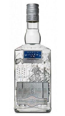 Martin Miller's Westbourne Strength Gin, la mejor ginebra del mundo Martin Miller's Westbourne Strength Gin, medalla de oro World Spirits Awards 2013