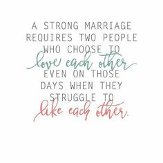 Marriage is Hard but honestly the GREATEST thing in the world! I feel like the reason that Marriages fail is because people try to change their Spouse! When you choose to be with someone for the rest of your life you choose them as a whole! Love them with your WHOLE HEART no MATTER WHAT!  #marriage #love #husband #wife #lovewithpurpose #nevergiveup #Family