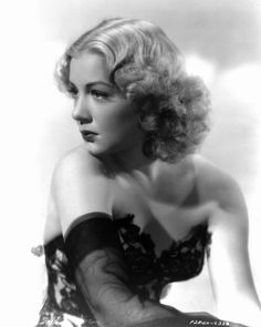Actress Betty Hutton. Circa 1939. We could sure use you today, Betty. Rest in peace.