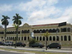 Museu Marítimo. Santos/SP.