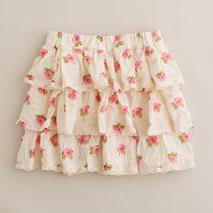 cutest skirt ever. for li.