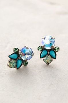 Sorrelli Peaseblossom Earrings #anthrofave