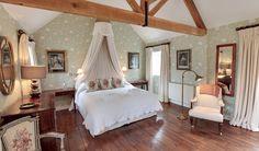 Bedroom - colour scheme
