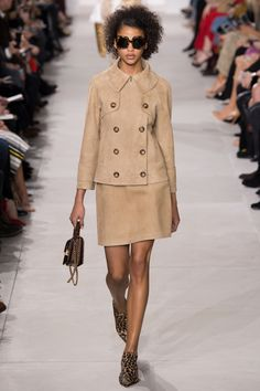 Michael Kors Collection Fall 2016 Ready-to-Wear Fashion Show