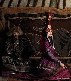 coisasdetere:  People around the worls - Mongolians.